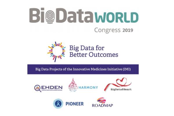 IMI/BD4BO Collaboration at BioDataWorld 2019