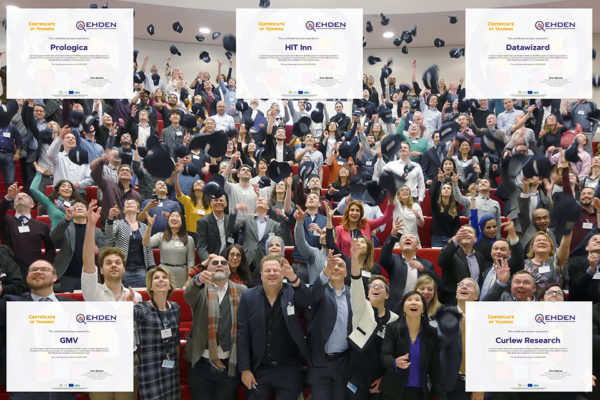 EHDEN Certifies another 5 European SMEs in the mapping of data to the OMOP CDM.