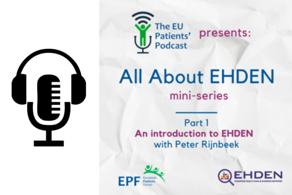 Podcast – All about EHDEN (part 1)