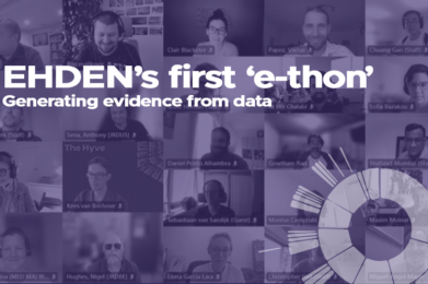 The first EHDEN 'e-thon' – confirming the second E in EHDEN: evidence